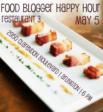 Happy Hour May 5 At Restaurant 3 The Arugula Files