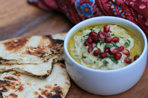 Burnt Eggplant Dip, A Twist on Baba Ganoush from Yotam Ottolenghi of ...